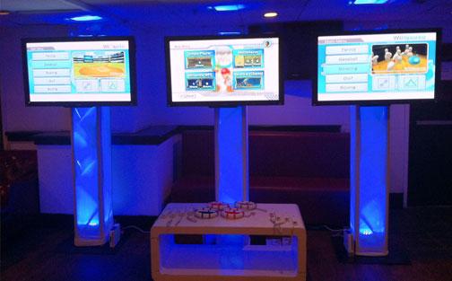 Sports Rentals Video Game Rentals Party Rentals Event