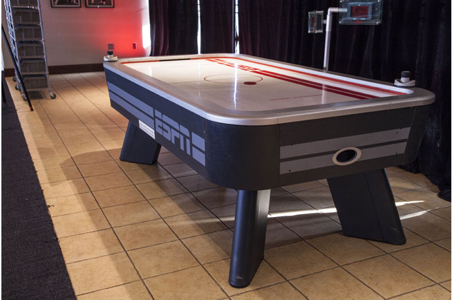 Air Hockey Rentals Sports Rentals Party Rentals Boston New York - Classic air hockey table