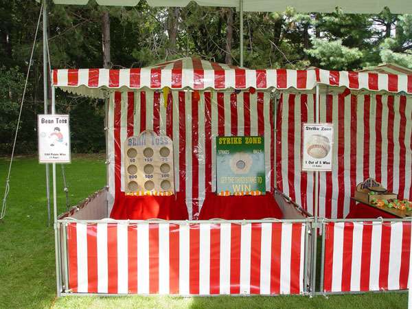 Carnival Booths Event Ideas Party Rentals Boston New