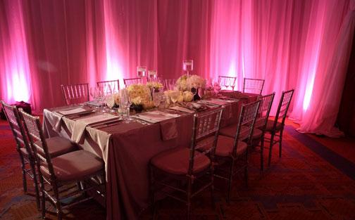 led uplighting rentals event ideas party rentals boston new york