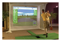 virtual-golf-with-screen
