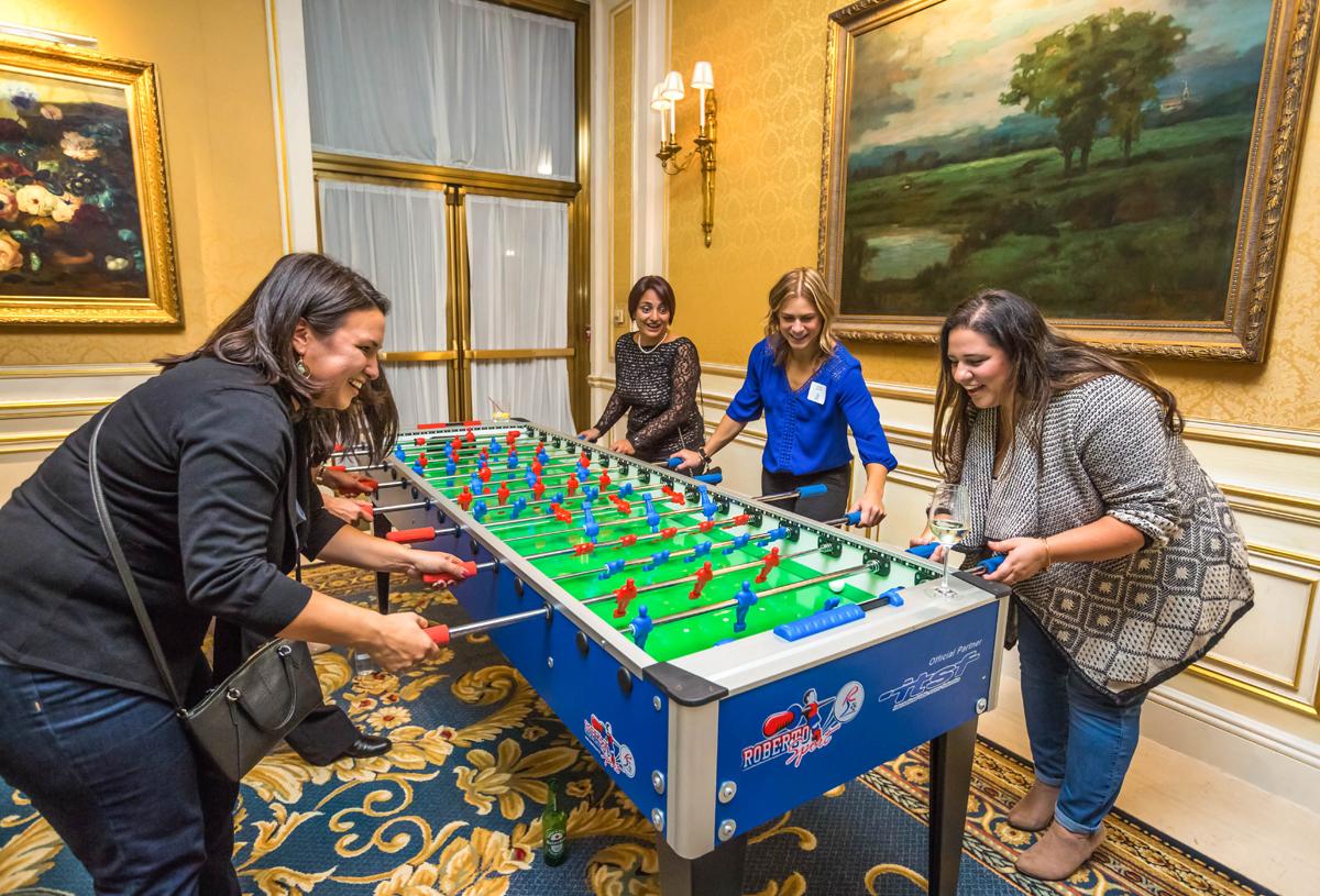 Giant Foosball Rentals Party Games Boston New York Hartford